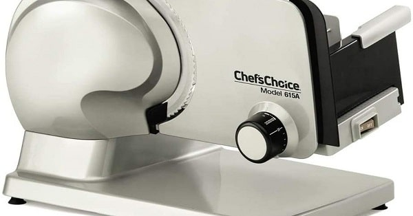 Chef's Choice 615A Meat Slicer Review